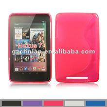 TPU Gel Case For Google Nexus 7