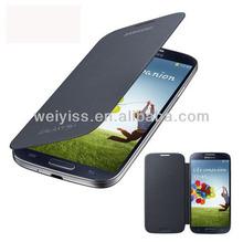 Genuine Samsung Galaxy S4 Flip Case Cover - Black - EF-FI950BBEGWW