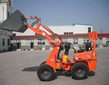 Mini D25 4WD with CE/EPA mini shovel wheel loader