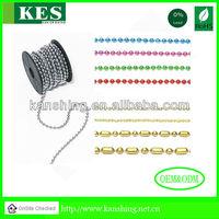 Heavy duty industrial chain,polyester zipper long chain,
