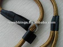 rope style custom training dog slip leads