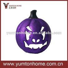 Resin pumpkin for halloween