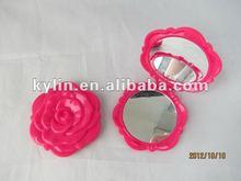 plastic double side rose mirror AVON brand