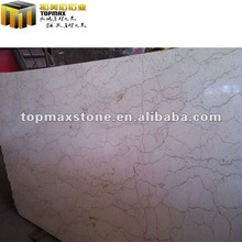 Natural shell beige marble table top