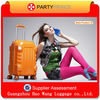 2013 Newest designed style with ABS+PC composite material hard shell spinner luggage