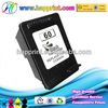 New model Ink Cartridge HP 60 CC640 printer ink cartridge