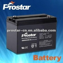 12v33ahtubular gel batteries