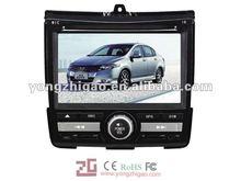 Car dvd gps navigation system for New City
