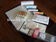 Plastic freezer food packing bag