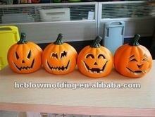 halloween pumpkin,small plastic pumpkins