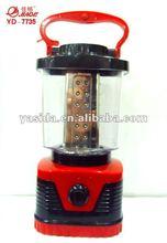 2012 Hot Sale Portable 56LEDS Camping Light