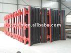 Conveyor Slider Impact Bar to protect belt / impact bed