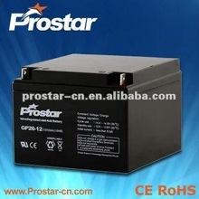sealed lead acid maintenance free vrla agm ups solar storage rechargeable battery 6v4.5ah