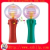 Buy colorful flashing led magic spinning ball ball for Christmas decoration