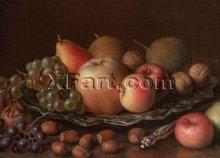 2012 Handmade Canvas Still Life Fruit Oil Painting