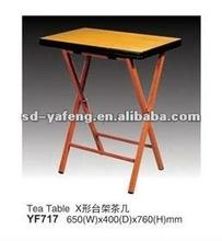 Tea table design MFC TOP