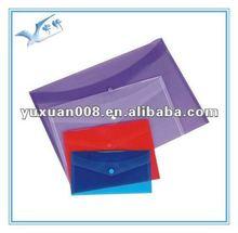 Transparent plastic car document holder bag 2013 for wholesale