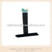 School Supplies Craft Black color Chenille stem