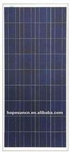 130W photovoltaic solar panel