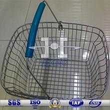 Stainless Steel/ Galvanized Steel/ PVC Wire Mesh Basket