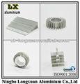 De aluminio del disipador de calor/radiadores