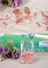 Glass strip,glass beads for vase filler