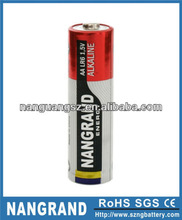 LR6/AM-3/AA SIZE Alkaline dry cell battery