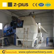 2015 special offer HZS150 wet concrete batching plant for big project
