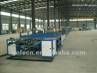 XPS extruding machine 65mm(two single screw series)