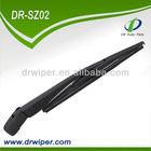 japan car accessories New arrvial Suzuki Alto rear wiper arm and blade