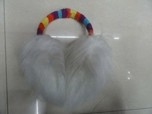 wholesale winter yiwu FUZZY custom earmuffs