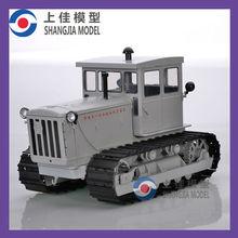 1:12 C-80 diecast Crawler Tractor Model,diecast tractor model,scale tractor model manufacturer