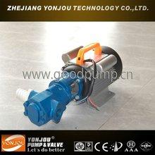 WCB Portable Pump/ handle energic oil pump for tank oil/power station use gear oil pump