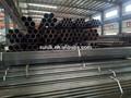 Caliente la venta de la alta calidad ERW suave de tubos de acero, Tubería de acero negro