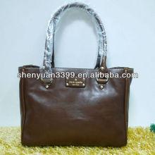 Korean style Lady Hobo PU leather handbag fashion shoulder bag women purse