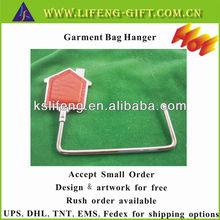 Custom Made Metal Garment Bag Hanger Popular Gift