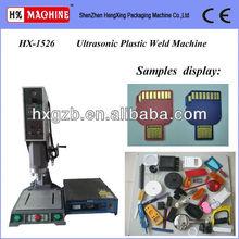 Ultrasonic Plastic Joining Machine for XBOX 360 Plastic case , Game Accessories Ultrasonic welder