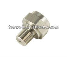 cnc machining parts oem service Hexagon screw bolts air conditioner part