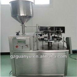 Aluminum Tubes 502 glue filling and sealing machine