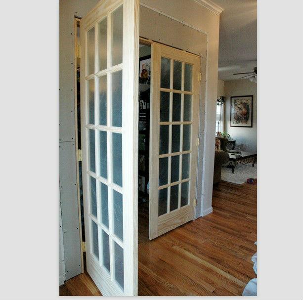 sound proof pvc interior apartment door view interior