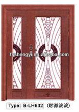 iron gate door price