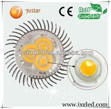 led spot light mr16 220v high power motion sensor waterproof dimmer