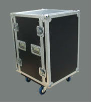 "19"" rack flight case"