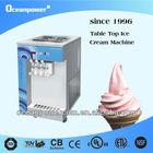 Soft serve ice cream machine/Maquina de helado OP132BA
