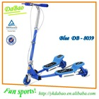 2014 hot seling folding kick scooter mini bicycles for sale