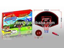 Medium play basketball plastic customize mini basketball hoop