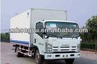 4T cargo box van truck