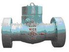 API Swing check valve flange type