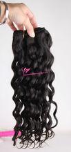 Noble curl malaysian hair weave no tangle no shedding