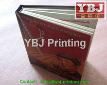 high quality printing hardcover book printing